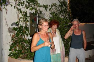 Galerie: Ruth feiert den 49igsten bday ruth 2007 0007 Finca Argayall (La Gomera)