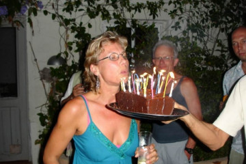 Gallery: Ruth 49th birthday bday ruth 2007 0008 Finca Argayall (La Gomera)