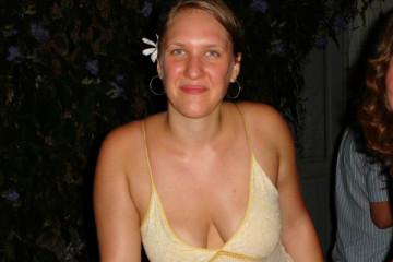 Galerie: Ruth feiert den 49igsten bday ruth 2007 0012 Finca Argayall (La Gomera)