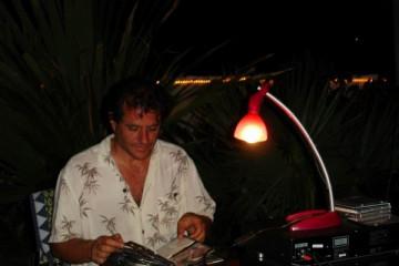 Galerie: Ruth feiert den 49igsten bday ruth 2007 0013 Finca Argayall (La Gomera)