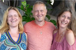 Seminare 2021 tantrateam angela web Finca Argayall (La Gomera)